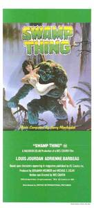 Swamp Thing - Australian Movie Poster (xs thumbnail)
