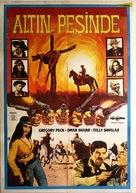 Mackenna's Gold - Turkish Movie Poster (xs thumbnail)
