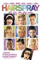 Hairspray - Czech DVD movie cover (xs thumbnail)