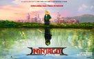 The Lego Ninjago Movie - Brazilian Movie Poster (xs thumbnail)