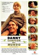 Roald Dahl's Danny the Champion of the World - Spanish Movie Poster (xs thumbnail)