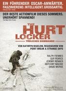 The Hurt Locker - Swiss Movie Poster (xs thumbnail)