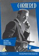 Cornered - British DVD movie cover (xs thumbnail)