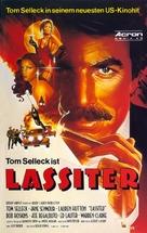 Lassiter - German Movie Poster (xs thumbnail)