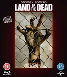 Land Of The Dead - British Blu-Ray movie cover (xs thumbnail)