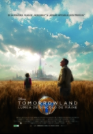 Tomorrowland - Romanian Movie Poster (xs thumbnail)
