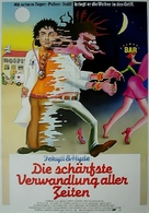 Jekyll and Hyde... Together Again - German Movie Poster (xs thumbnail)