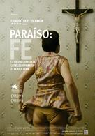 Paradies: Glaube - Spanish Movie Poster (xs thumbnail)