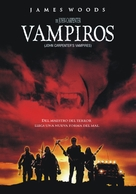 Vampires - Argentinian Movie Poster (xs thumbnail)