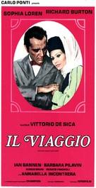 Il viaggio - Italian Movie Poster (xs thumbnail)