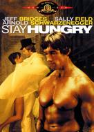 Stay Hungry - DVD cover (xs thumbnail)
