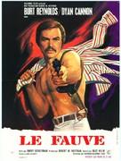 Shamus - French Movie Poster (xs thumbnail)