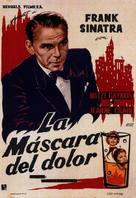 The Joker Is Wild - Spanish Movie Poster (xs thumbnail)