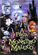 Mad Monster Party? - Brazilian Movie Cover (xs thumbnail)