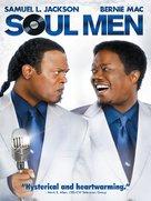 Soul Men - DVD movie cover (xs thumbnail)