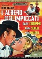 The Hanging Tree - Italian DVD movie cover (xs thumbnail)