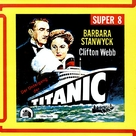 Titanic - German Movie Cover (xs thumbnail)