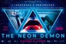 The Neon Demon - Italian Movie Poster (xs thumbnail)