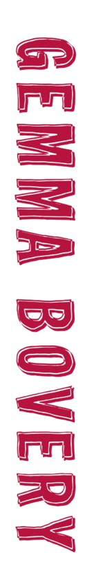 Gemma Bovery - French Logo (xs thumbnail)