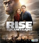 Rise of the Planet of the Apes - Movie Cover (xs thumbnail)