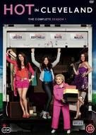 """""""Hot in Cleveland"""" - Danish DVD movie cover (xs thumbnail)"""