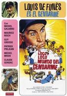 Gendarme et les gendarmettes, Le - Spanish Movie Cover (xs thumbnail)