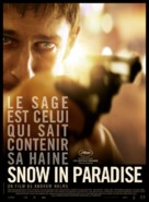 Snow in Paradise - French Movie Poster (xs thumbnail)
