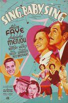 Sing, Baby, Sing - Movie Poster (xs thumbnail)