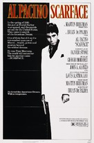 Scarface - Movie Poster (xs thumbnail)