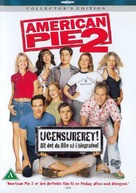 American Pie 2 - Danish Movie Cover (xs thumbnail)