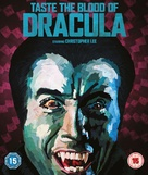 Taste the Blood of Dracula - British Blu-Ray movie cover (xs thumbnail)