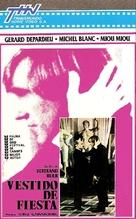 Tenue de soirée - Argentinian VHS cover (xs thumbnail)