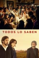 Todos lo saben - Spanish Movie Cover (xs thumbnail)