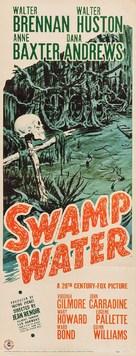Swamp Water - Movie Poster (xs thumbnail)