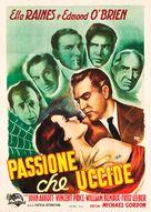 The Web - Italian Movie Poster (xs thumbnail)