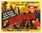 The Bushwhackers - Movie Poster (xs thumbnail)