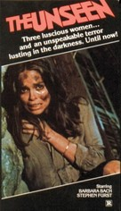 The Unseen - VHS cover (xs thumbnail)