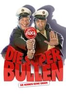 Die Superbullen - Immer Freund und Helfer - German Movie Poster (xs thumbnail)