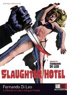 La bestia uccide a sangue freddo - DVD cover (xs thumbnail)