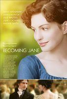 Becoming Jane - British Movie Poster (xs thumbnail)
