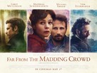 Far from the Madding Crowd - British Movie Poster (xs thumbnail)