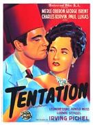 Temptation - French Movie Poster (xs thumbnail)