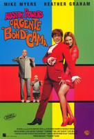 Austin Powers: The Spy Who Shagged Me - Brazilian Movie Poster (xs thumbnail)