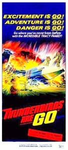 Thunderbirds Are GO - Australian Movie Poster (xs thumbnail)