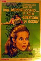 Domicile conjugal - Italian Movie Poster (xs thumbnail)