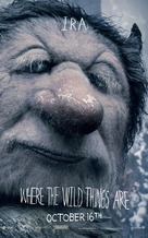 Where the Wild Things Are - Movie Poster (xs thumbnail)
