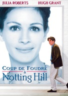 Notting Hill - French Movie Poster (xs thumbnail)