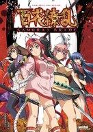 """Hyakka Ryoran: Samurai Bride"" - DVD cover (xs thumbnail)"