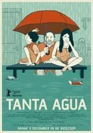 Tanta agua - Dutch Movie Poster (xs thumbnail)