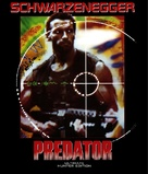Predator - German Blu-Ray cover (xs thumbnail)